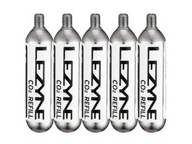 Lezyne 25G Threaded CO2 Cartridge pack of 5