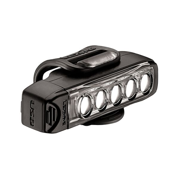 Lezyne Strip Drive 400 - Black click to zoom image