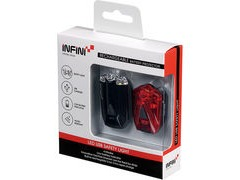 Infini Lava Twin Pack Micro USB Front And Rear