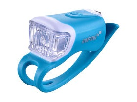 Infini Orca USB front light, blue