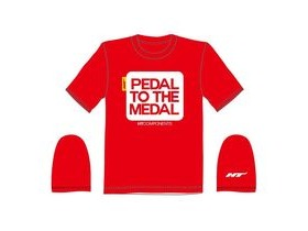 HT Components PTTM T-Shirt Red