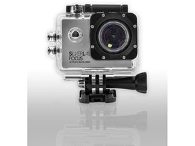 SilverLabel Silverlabel Focus Action Cam 1080P