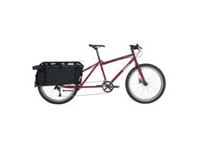 Surly Big Dummy - Maroon