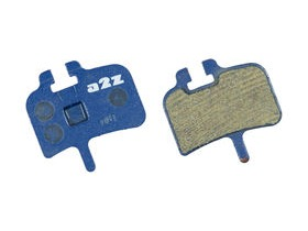 A2Z Fastop Hayes MX1 Disc Pads Organic