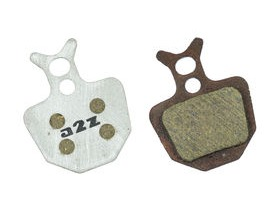A2Z Fastop Formula Oro Disc Pads Superlight