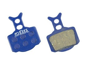 A2Z Fastop Formula Mega/The One/R1 Disc Pads Organic