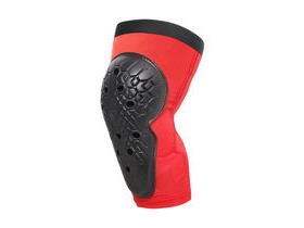 Dainese Scarabeo Juniour Knee Guards Red & Black