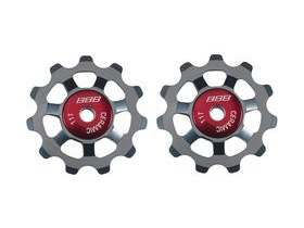 BBB AluBoys Ceramic Jockey Wheels 11T