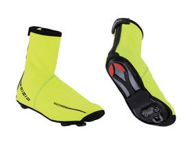BBB WaterFlex Shoe Covers Neon Yellow