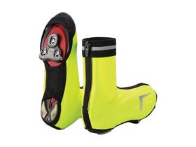 BBB RainFlex Shoe Covers Neon Yellow