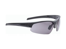 BBB Impress Sports Glasses Matte Black, Smoke Lenses