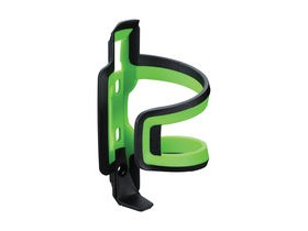 BBB DualAttack Bottle Cage Black, Green