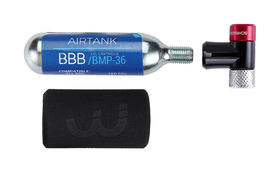 BBB AirSpeed CO2 Inflator