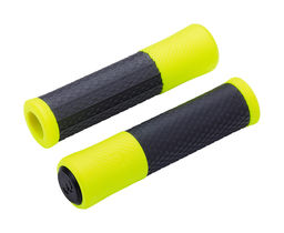 BBB Viper Grips Black, Neon Yellow