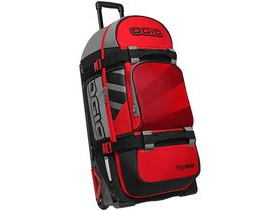 Ogio Rig 9800 wheeled LE - Red Hub