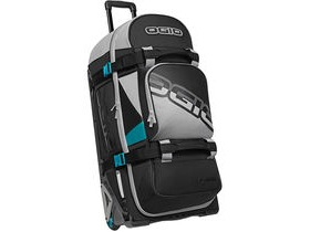 Ogio Rig 9800 wheeled LE - Teal Block