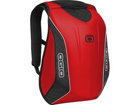 Ogio No Drag Mach 5 motorcycle backpack - Limited Edition Red