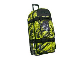 Ogio Rig 9800 wheeled LE - Scratch Black Neon