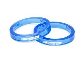 FSA Polycarbonate Headset Spacers 5mm x10 1.1/8""