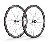 Vision Metron 40 SL Disc Road Wheelset Clincher Tubeless Ready, Shimano 11