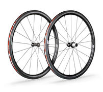 Vision SC 40 Carbon Road Wheelset Clincher, XDR