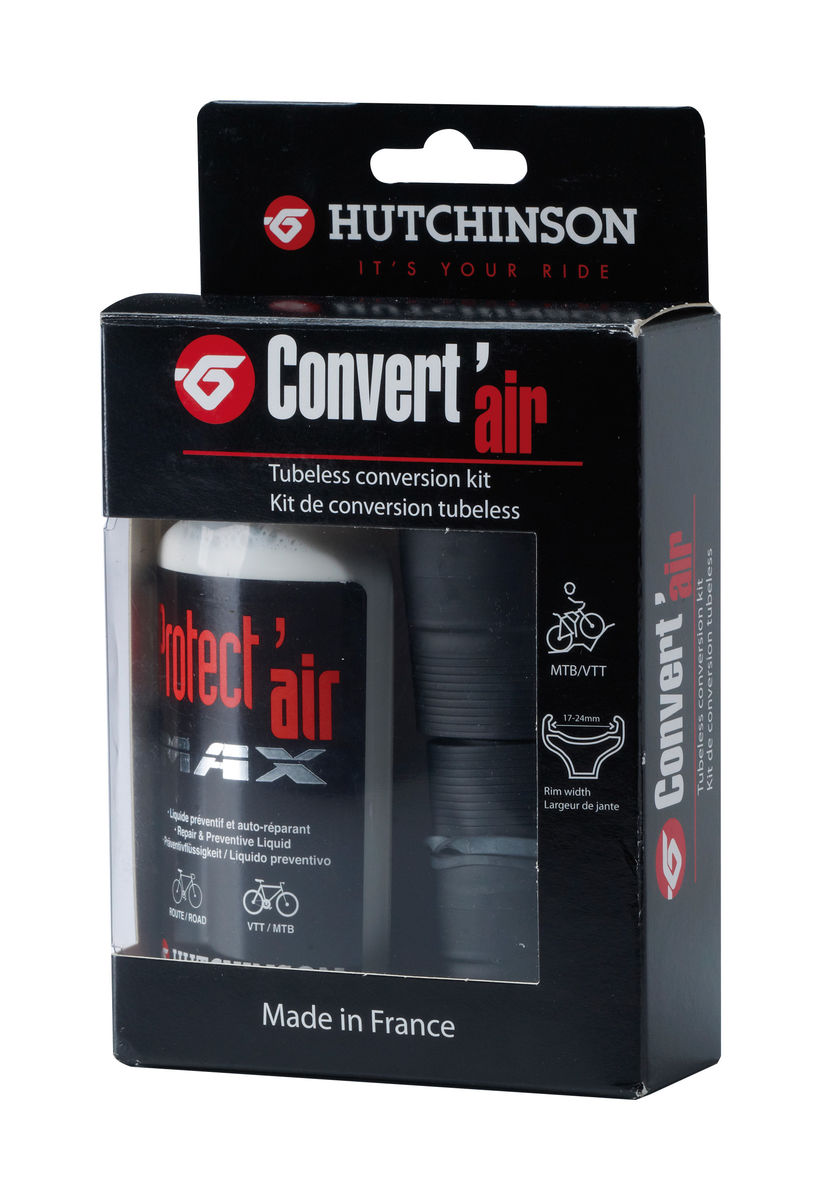 hutchinson convert 39 air tubeless conversion kit wheels tyres tyre spares. Black Bedroom Furniture Sets. Home Design Ideas