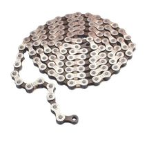 Gusset GS-8 Chain Silver/Brown 3/32""