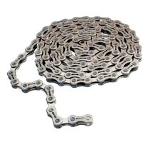 Gusset GS-9 Chain Silver 3/32""