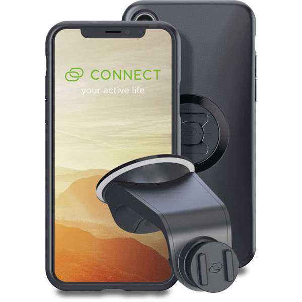 SP Connect iPhone XS/X Case & Suction Mount click to zoom image