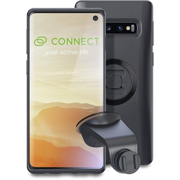 SP Connect Samsung Galaxy S10 Case & Suction Mount click to zoom image