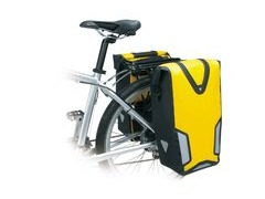 Topeak Drybag Pannier  Yellow  click to zoom image
