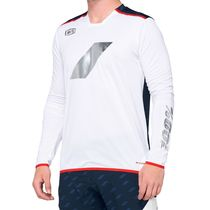 100% R-Core X Jersey Ltd Edition Navy / White