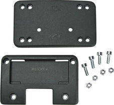 Rixen-Kaul Spare Fixing Plate For Front Basket To Fit KLICKfix Adapter