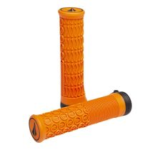 SDG Thrice Lock-On Grip Orange