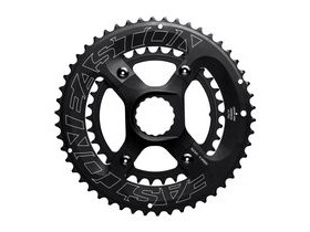 Easton 4-Bolt 11 Speed Shifting Chainrings 50/34
