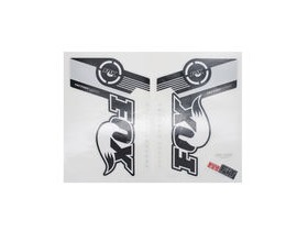 Fox 36 Factory Series Decal Kit 2014