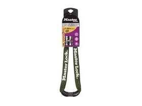 Masterlock 1000 X 8mm Chain With Nylon Sleeve Integrated Combination