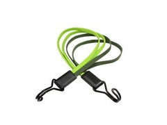 Masterlock Flat Smooth Multi Cord Bungee 70cm Green