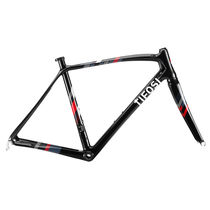 Tifosi Scalare Black/Red F/Set