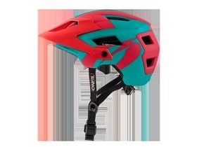 O'Neal Defender 2 Helmet Teal/Red