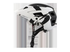 O'Neal Defender 2 Helmet White/Black