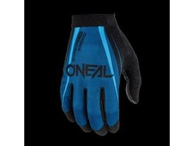 O'Neal AMX Blocker Black/Blue Gloves