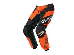 O'Neal Element Racewear Black/Orange Youth Pants