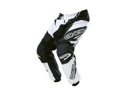 O'Neal Element Racewear Black/White Youth Pants