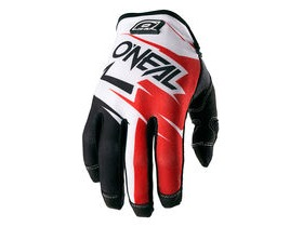 O'Neal Jump Flow JAG Black/Red Glove