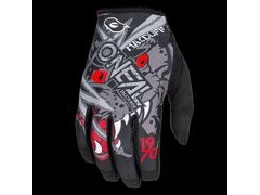 O'Neal Mayhem Glove McDuff Grey/Red  click to zoom image