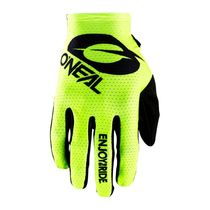 O'Neal Matrix Glove Stacked Neon Yellow