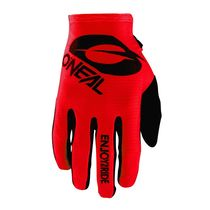 O'Neal Matrix Glove Stacked Red