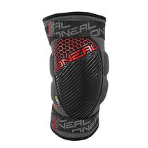 O'Neal Sinner Knee Pads Grey/Red Small