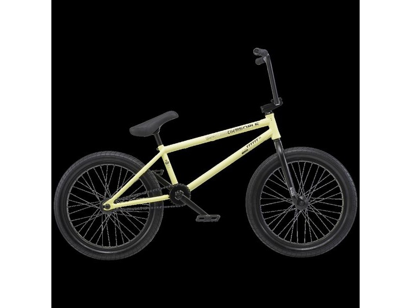 "WETHEPEOPLE Reason Matt Pastel Yellow 20"" click to zoom image"